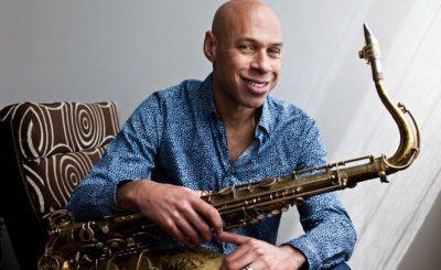 Joshua Redman Jazz Saxophon