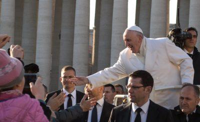 Pape François Vatican Rome