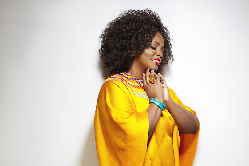 Dianne Reeves by Jerris Madison