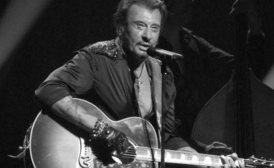 Johnny Hallyday Royal