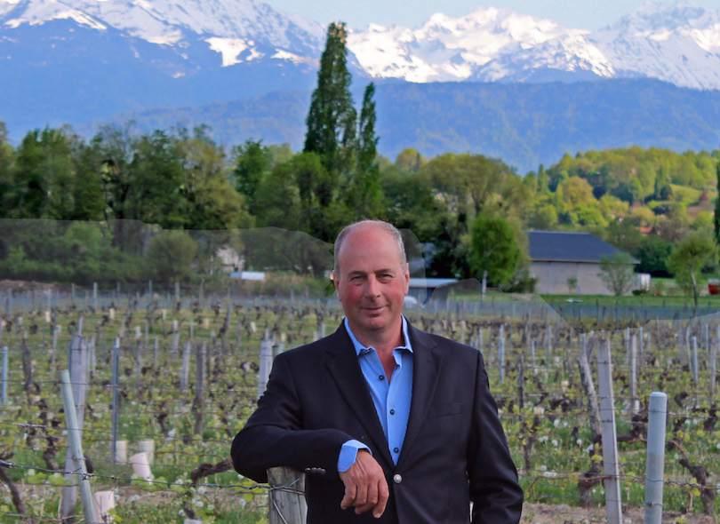 CIVS Vins de Savoie Président Pierre Viallet