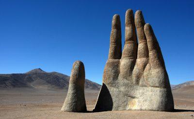 Acatama Le désert Main